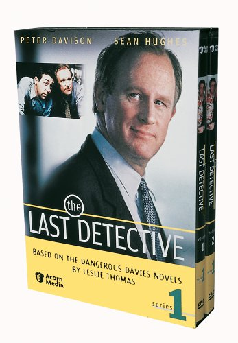 DVD : The Last Detective: Series 1 (2PC)