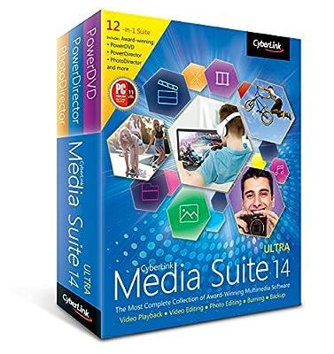 Cyberlink Media Suite Ultra