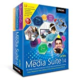 Software : Cyberlink Media Suite 14 Ultra