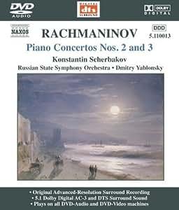 Piano Concertos Nos. 2 & 3 (DVD Audio)