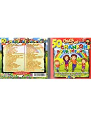 50 Chansons Pour Enfants Vol. 2 (Incluant 2 CD)