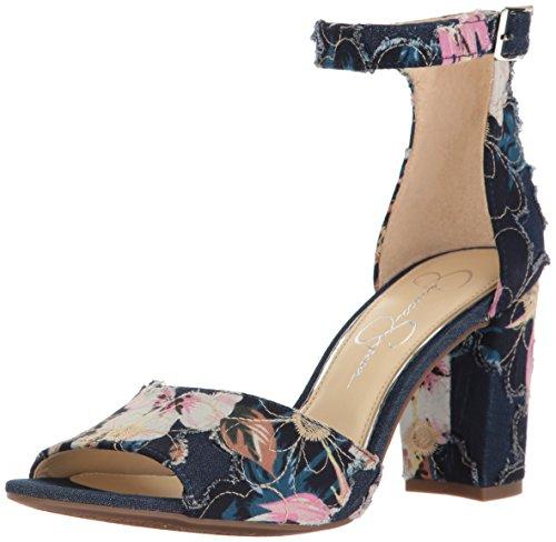 a9e1f10e01f7 Galleon - Jessica Simpson Women s Sherron Heeled Sandal
