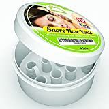 Snore Stopper Nose Vents For Anti Snoring Solution. Contain 4 Anti-Snoring Nasal Dilator