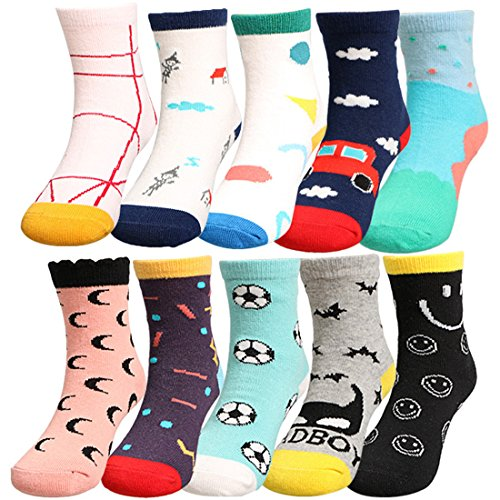 KF Cotton Socks Infants Toddlers