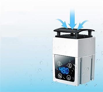 Secadora de Ropa portátil Ropa de Viaje Quad Core 600W Tendedero eléctrico Plegable Secado rápido Hogar Seguro y eficiente: Amazon.es: Hogar
