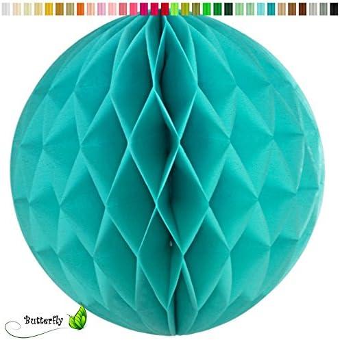 Creativery 10 Panal Ball 10 cm Set//Pelota Panal Honeycomb Papel ...