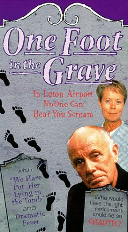 One Foot in Grave: In Luton Airport No One Can Hear You Scream [VHS] (One Foot In The Grave Victor Meldrew)