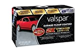 Valspar (81020) Light Gray Garage Floor Coating Kit - 120 oz.