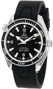 Omega Men's 2901.50.91 Seamaster Black Dial Watch