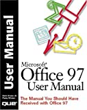 img - for Microsoft Office 97 User Manual book / textbook / text book
