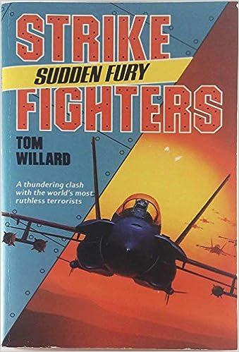 Amazon com: Sudden Fury (Strike Fighters) (9780061001451