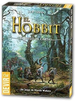Devir Hobbit, el Juego de Cartas. (BGHOBMN): Amazon.es: Juguetes y juegos