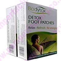 Bodytox Detox Foot Patches 2 x 14 Patches