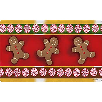 Amazon Com Toland Home Garden Gingerbread Men 18 X 30