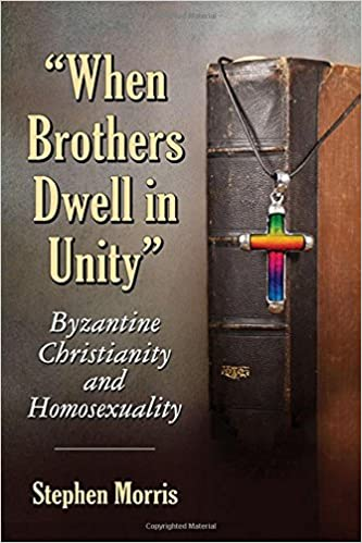 Scientific theory of homosexuality in christianity