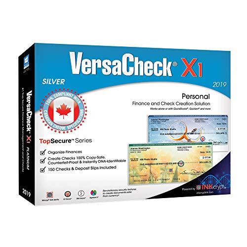VersaCheck X1 – Silver Canada only 2019
