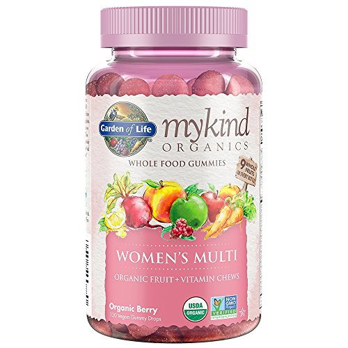 Garden Life Gummy Vitamin Women product image