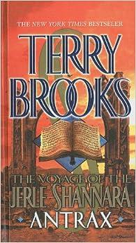 Book Antrax (Voyage of the Jerle Shannara (Prebound))