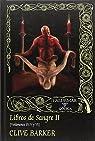 Libros de Sangre II par Barker