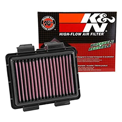 K&N Engine Air Filter: High Performance, Premium, Powersport Air Filter: 2013-2020 HONDA (CMX300 Rebel, ABS, CMX500, CRF250L, Rally, CRF250XRL, CRF250M) HA-2513: Automotive