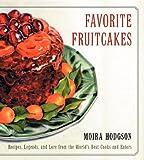 Favorite Fruitcakes, Moira Hodgson, 0060169427