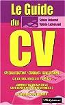 Le guide du CV par Duhamel