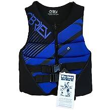 O'Brien Men's Neo Flex CCGA Vest - Black/Blue
