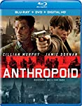 Cover Image for 'Anthropoid (Blu-ray + DVD + Digital HD)'