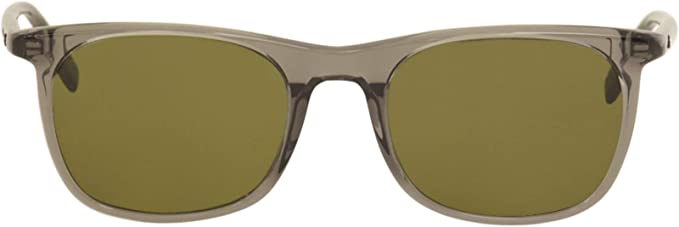 Mont Blanc MB0006S YELLOW//BLUE 52//20//150 men Sunglasses