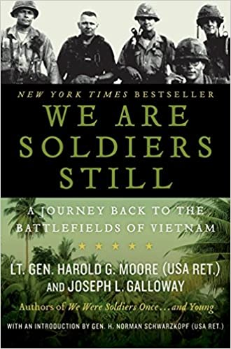 amazon we are soldiers still a journey back to the battlefields