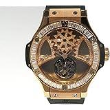 ウブロ バット・バン トゥールビヨン 305.PM.0004.RX.1904 スケルトン メンズ 腕時計 [並行輸入品]