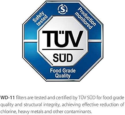 Waterdrop DLSC002 TÜV SÜD certificado Filtros de café ...