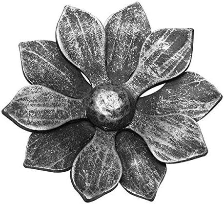 Acier S235JR brut Rosace//Ornement//D/écoration /Ø 65x3 mm Fenau