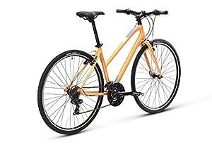 Raleigh Bikes Alysa 1 Women S Fitness Hybrid Bike