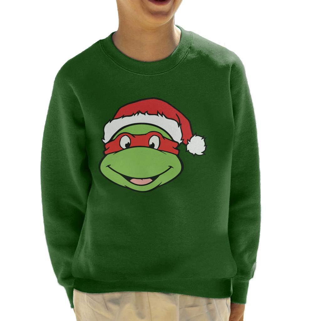 Teenage Mutant Ninja Turtles Raphael Christmas Hat Kids ...