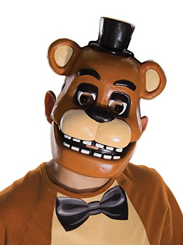 Rubie's Five Nights at Freddy's Child's Half Mask ()