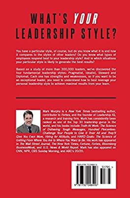 Leadership Styles: How to Discover and Leverage Yours: Mark