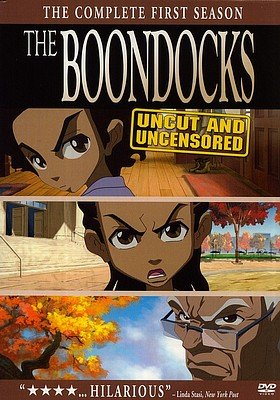 the boondocks full episodes uncensored