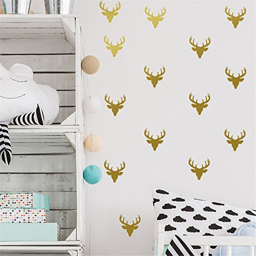 Wall Decals European Style PVC Wall Stickers - 8