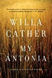 Image of By Willa Cather - My Antonia (New edition) (10.2.1995)