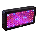 Lighthouse Hydro BlackStar V2.0 Flowering LED Grow Light, 240-watt