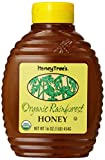 Honey Tree Organic Tropical Honey, 16 Ounce (Pack of 6)
