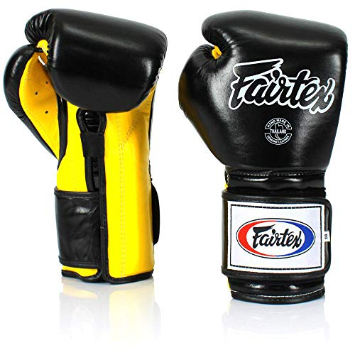 FAIRTEX BOXING GLOVES THAI FLAG LIMITED EDITION BGV1 SPARRING MUAY THAI MMA K1