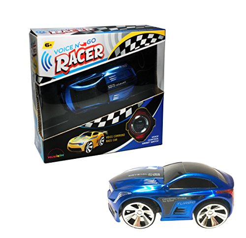 Voice N' Go Racer - Blue by MukikiM - Voice controlled race