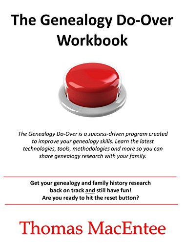 The Genealogy Do-Over Workbook (Histories Family)
