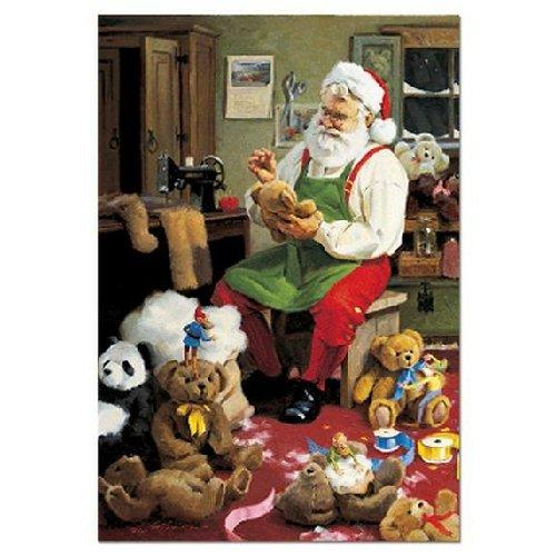 Educa - Navidades Con Ositos 1500 Piezas 13420