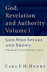 God, Revelation and Authority (Set of 6): 1-6