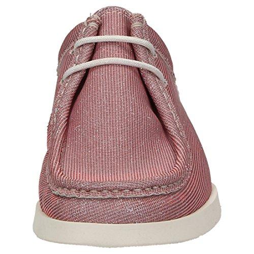 Sioux Damen Grash-d172-29 Sneaker, Rosa