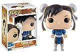 Funko Street Fighter Chun-Li Pop Games Figure