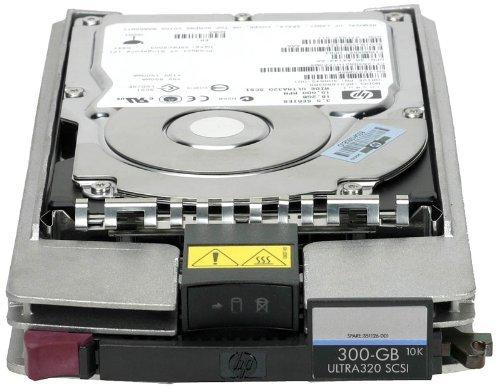 HP 300GB 10K RPM SCSI HD - Mfg # 364881-001 (Certified Refurbished)